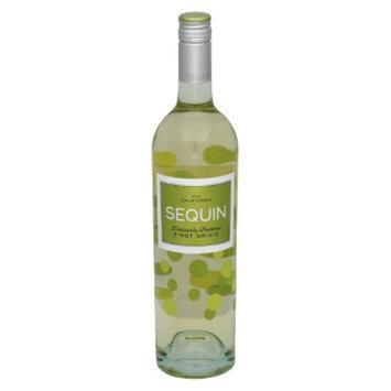 Menage A Trois Sequin California 2011 Delicately Bubbled Pinot Grigio Wine 750 ml