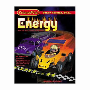 ScienceWiz Products ScienceWiz Energy Kit Ages 8 and up