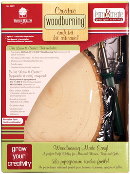 Walnut Hollow Creative Woodburning Craft Kit