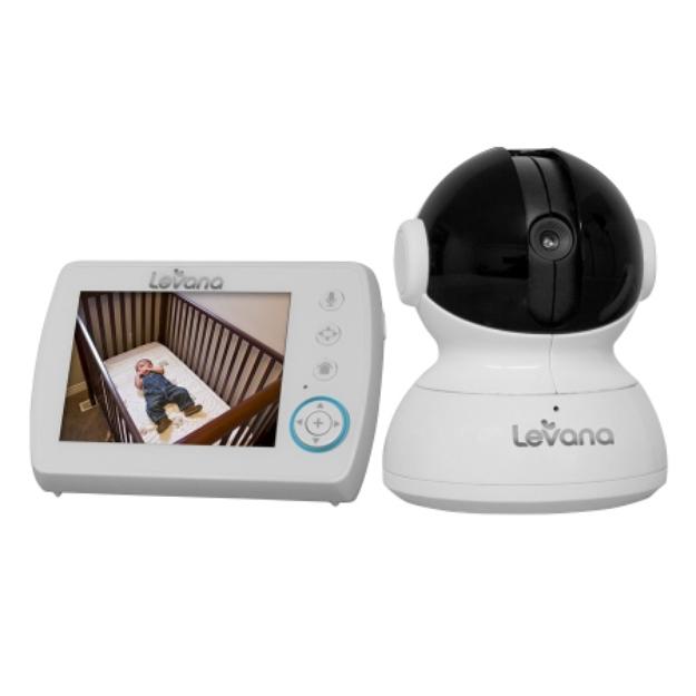 Levana Astra PTZ Video Baby Monitor 3.5 inch