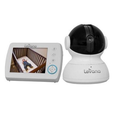 Levana Astra PTZ Video Baby Monitor 3.5 inch