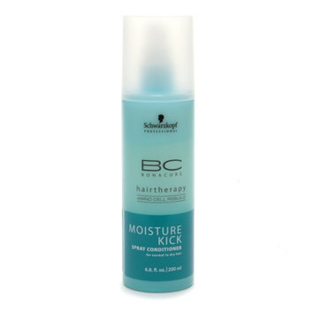 Schwarzkopf Professional Bonacure Moisture Kick Spray Conditioner for Normal to Dry Hair