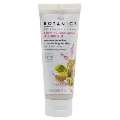 Boots Botanics All Bright Purifying Face Scrub