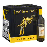 Yellow Tail Chardonnay - 12 CT