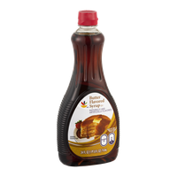 Ahold Butter Flavored Syrup