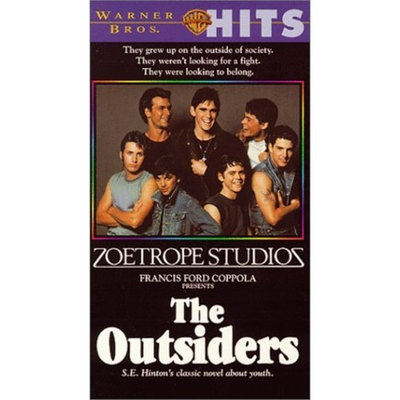 The Outsiders [VHS]