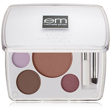 em michelle phan Shade Play Artistic Eye Color Palette [Shanghai Lavenders]