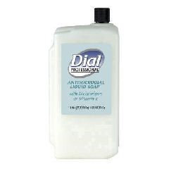 Dial® Professional Bottled Soap Antibacterial Moisturizing