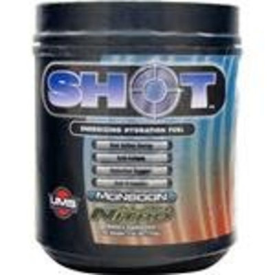 John Scott's Nitro Shot - Energizing Hydration Fuel