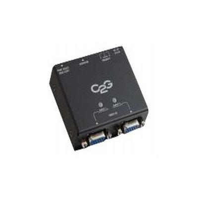 C2G 2-Port VGA Auto Switch - Monitor switch - 2 x VGA - desktop