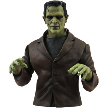 Diamond Selects Toys Diamond Select Toys Universal Monsters Frankenstein Bust Bank