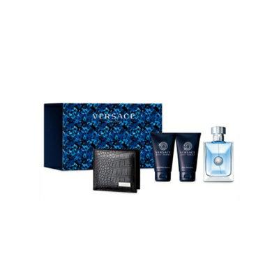 Versace Pour Homme Italian Luxury Set