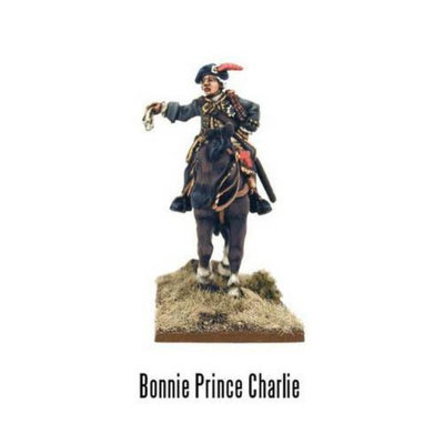 Black Powder 28mm Bonnie Prince Charlie