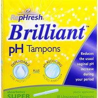 RepHresh Brilliant pH Tampons