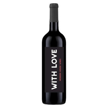Coastal Wine Brands Modern House Wines 750ML With Love Red