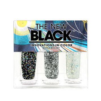 The New Black Bottle Rocket 3-Piece Set