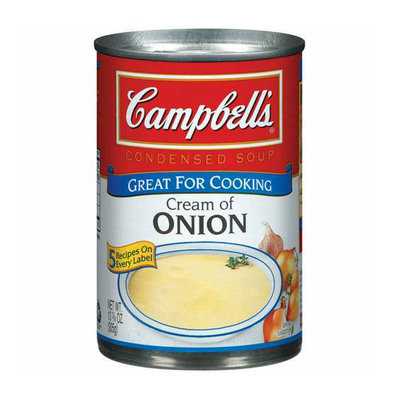 Campbells Cream Of Onion Condensed Soup