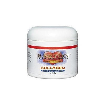 Barton Nutritional Systems Collagen Elastin Creme (4 ounces)