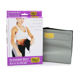 Everlast Back Support Slimmer Belt
