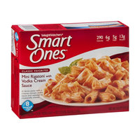 Weight Watchers Smart Ones Classic Favorites Mini Rigatoni with Vodka Cream Sauce