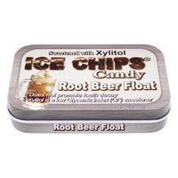 Root Beer Float Ice Chips Candy 1.76 oz Candy