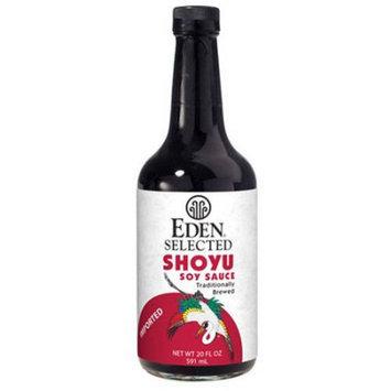 Eden Organic Eden Traditionally Brewed Selected Shoyu Soy Sauce, 20 fl oz