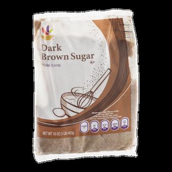 Dark Brown Sugar Pure Cane 16 OZ