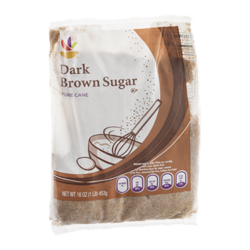 Dark Brown Sugar Pure Cane 16 OZ
