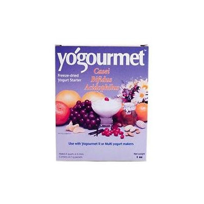 Cba Probiotic Yogurt Strt 6-5 Gm by Yo Gourmet (1 Each)