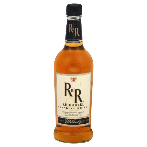 Rich & Rare Canadian Whisky Reviews
