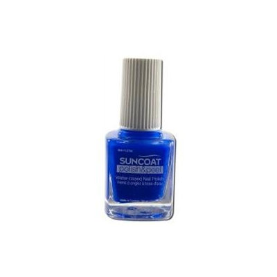 Suncoat Products Inc. Suncoat Products Polish and Peal Water Based Nail Polish Lovely Lapis - 8 mL