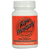 Ultra Enterprises - Raw Prostate 200 mg. - 60 Tablets CLEARANCE PRICED.