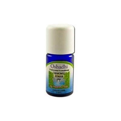 Oshadhi - Professional Aromatherapy Roman Chamomile Certified Organic Essential Oil - 1 ml.
