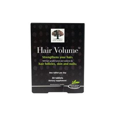 New Nordic Hair Volume, Tablets, 30 ea