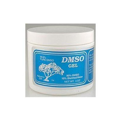 tures Gift Dmso Nature's Gift DMSO - 90/10 Distilled Water Gel - 4 oz.