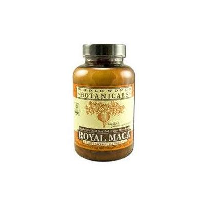 Whole World Botanicals, Royal Maca, 500 Mg, 180 Veggie Caps