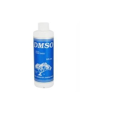 Dmso Liquid, 90% Dmso / 10% Distilled Water, 8oz