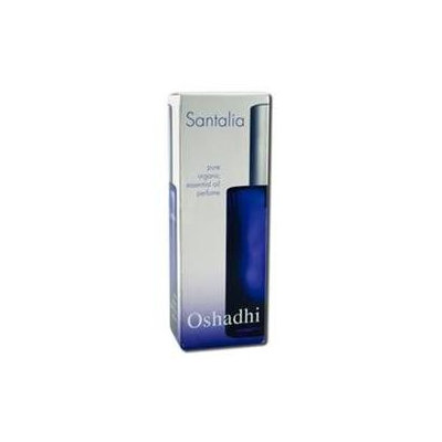Oshadhi - Santalia Pure Organic Essential Oil Perfume - 50 ml.