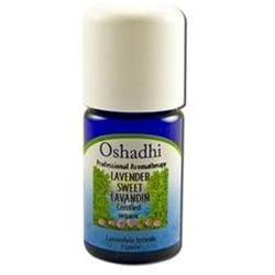 Oshadhi - Professional Aromatherapy Lavender Sweet Lavandin Organic Essential Oil - 10 ml.