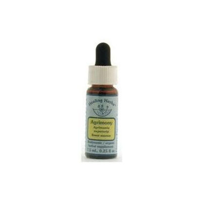 Flower Essence Services - Healing Herbs Dropper Argimony Flower Essence - 0.25 oz.