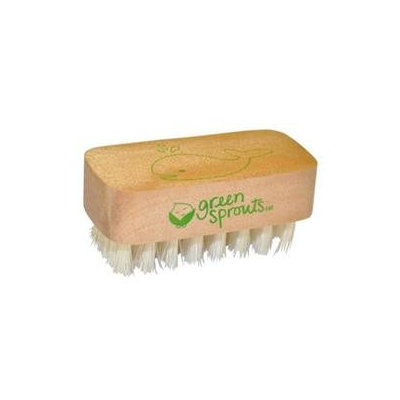 i Play - Green Sprouts Baby Nail Brush Stage 1 - CLEARANCE PRICED