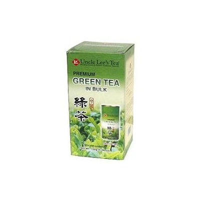 Uncle Lees Tea Loose Green - 5.29 Oz Pack of 6