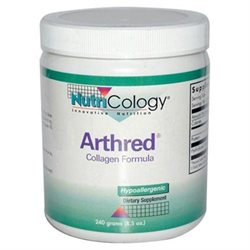 Allergy Research nutricology Arthred Collagen Formula Powder 240 gm from NutriCology