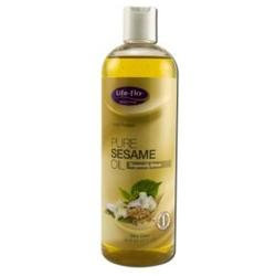 Life Flo Life-Flo Pure Sesame Oil Liquid, 16 oz, LifeFlo