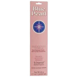 Blue Pearl, Incense Sandalwood Blossom 20 Grams
