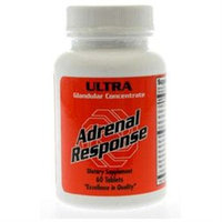 Ultra Enterprises - Adrenal Response - 60 Tablets CLEARANCE PRICED