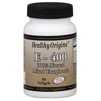 Healthy Origins - Vitamin E 400 IU