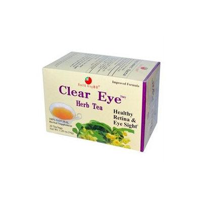 Health King - Clear Eye Herb Tea - 20 Tea Bags