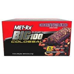 Metrx SINGLE FOR BIG COL BAR CHOC TSTD ALMOND