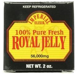 Imperial Elixir Pure Fresh Royal Jelly - 2 oz